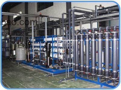 工业纯水制备